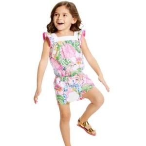 Lilly Pulitzer For Target Toddler Girls Romper 2T